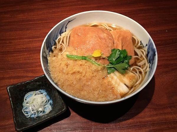 表参道の蕎麦店 【しろう】 ~狐狸そば~サムネイル