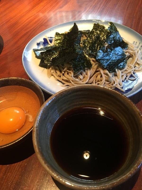 表参道の蕎麦店 【しろう】 ~ 無量寿 ~サムネイル